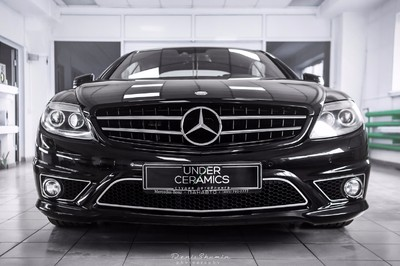 Mercedes-Benz CL63